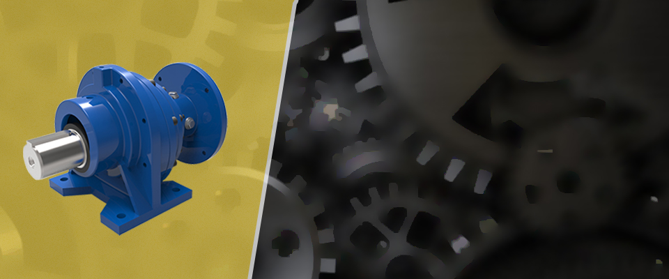 Planet gears are connected to each other by a carrier, which helps them to rotate around the sun gear.
